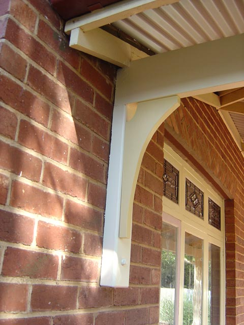 Treated Timber Products - Photos