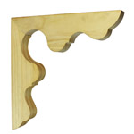 Treated Verandah Brackets | Timber Bracket | AB001R