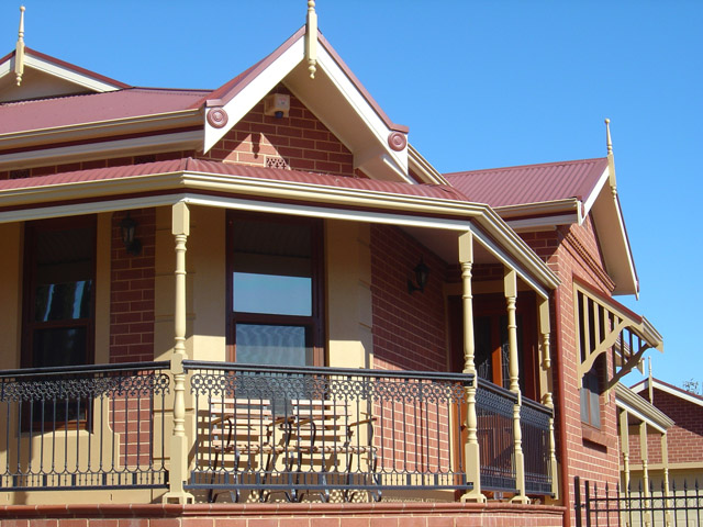 Flagstaff Verandah Posts 2700x90sq