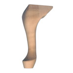 Timber Cabriole Legs | Wooden Queen Ann Leg | FA008T