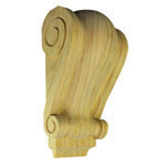 Timber Corbels | Wooden Carvings | HC015R