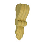 Timber Corbels | Wooden Carvings | HC033R