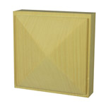 Pyramid Architrave Blocks 95x95x35