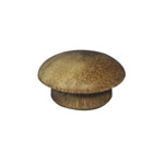 "12.7mm (1/2"") Timber Cover Buttons (Meranti)"