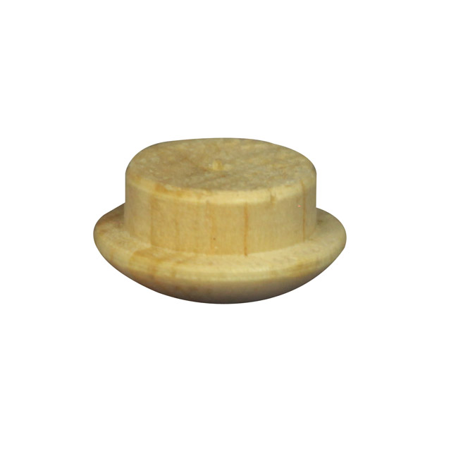 12.7mm (1/2 inch) Timber Cover Buttons (Pine)