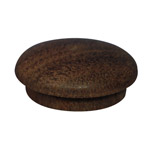 "25.4mm (1"") Timber Cover Buttons (Jarrah)"