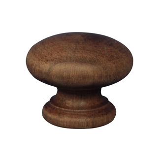 Timber Knobs Wooden Handles Jarrah Knob Fk043j