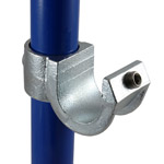Screw On Crossover for 48mm Galvanised Pipe