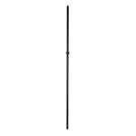 Wrought Iron Balusters | Round Steel Balustrade | JB401SB