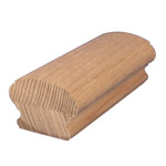 Timber Handrails |Wooden Hand Rail | Stair Balustrades | JH170T