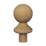Timber Newel Post Caps | Stair Post Tops | Stair Newls | JN025T