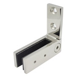 Stainless Steel Glass Clamps | Glass Balustrade Fittings | SSG023-M6