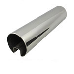 Round Slotted Stainless Steel Tube | Stainless Steel Balustrade | SST005-M6