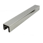 Rectangle Slotted Stainless Steel Tube | Stainless Steel Balustrade | SST203-M6
