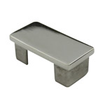 Stainless Steel Fittings | Rectangle Stainless Balustrade | SSF203-M6