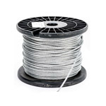 1.6mm Wire Cable Rope - 1x19 - 305 metre Reel
