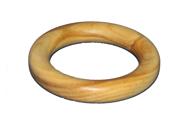 Wooden Curtain Rings 65mm Internal Diameter