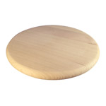 380mm diameter Stool Seat (Vic Ash)