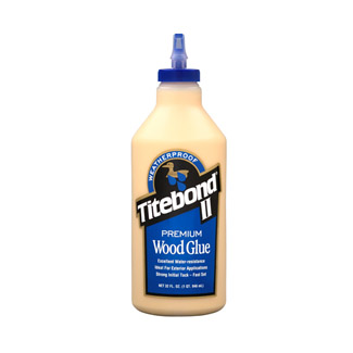Titebond 2 Wood Glue - 946 ml Bottle