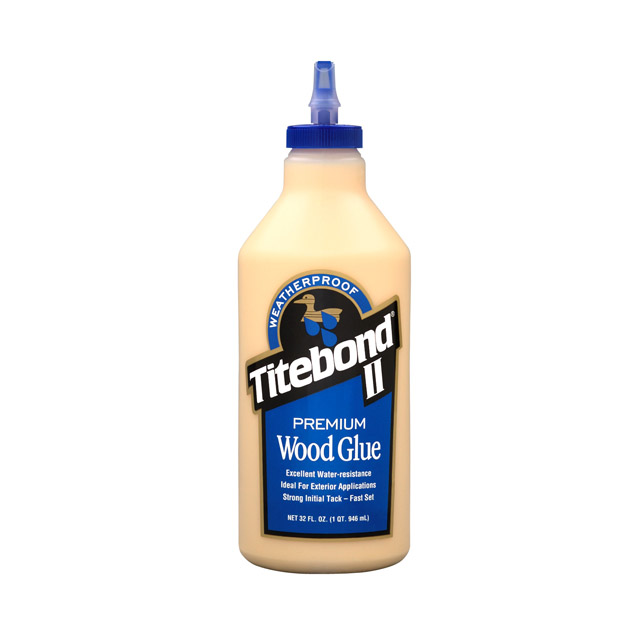 Titebond 2 Wood Glue - 946 ml Bottle [Wood Glue]