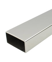 Rectangle Stainless Steel Tube