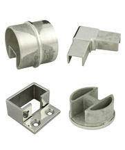 Slotted Stainless Steel Tube Fittings