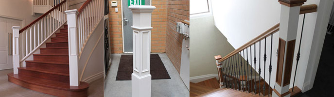 Prestige Newel Posts For Stairs