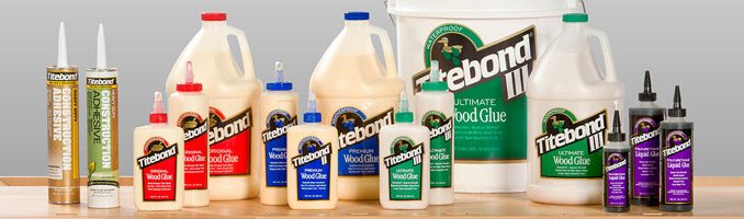 Titebond - The Trusted Name in Wood Glues