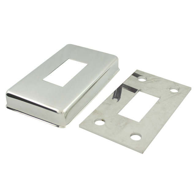 Base Plate and Cover for 25x50 Rectangular Mirror Tube_1