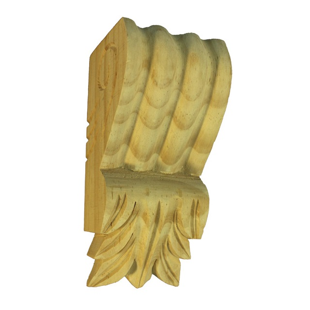 140x60x55 C28 Timber Corbels_1