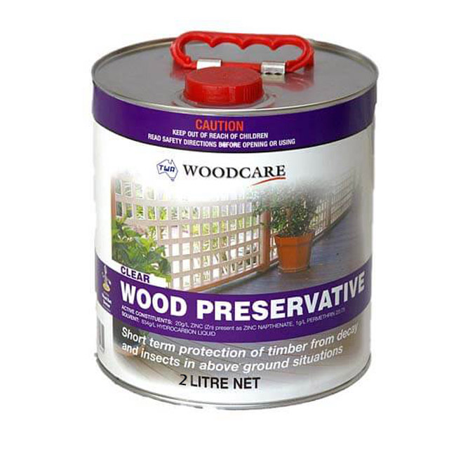 Timber Treatment Wood Preservative - 2 litre Can_1