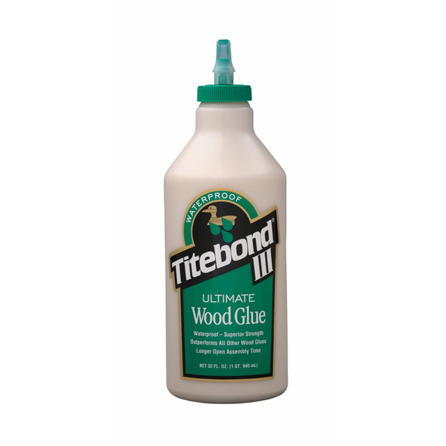 Titebond 3 Wood Glue - 946 ml Bottle_1