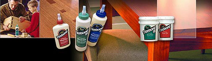 Titebond Wood Glues