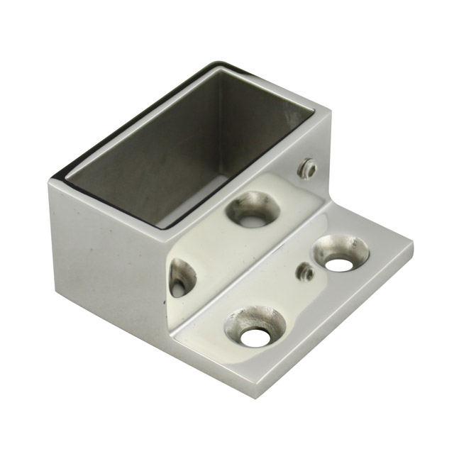 Wall Flange for 25x50 Rectangular Mirror Tube_1