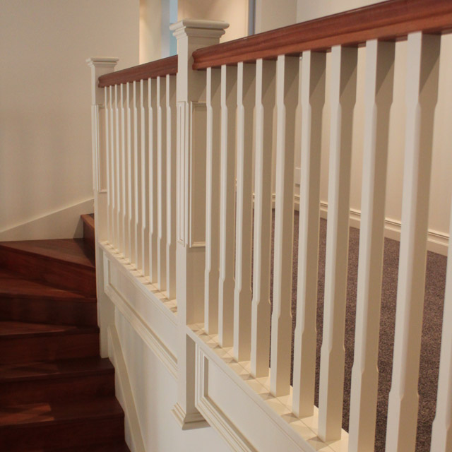 Chamfered Timber Balusters 1000x42sq (Pine)_3