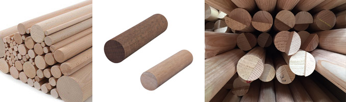New Range of Dowels
