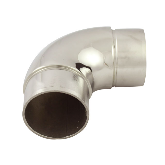 90 degree Radiused Bend for 50.8 Round Mirror Tube_2