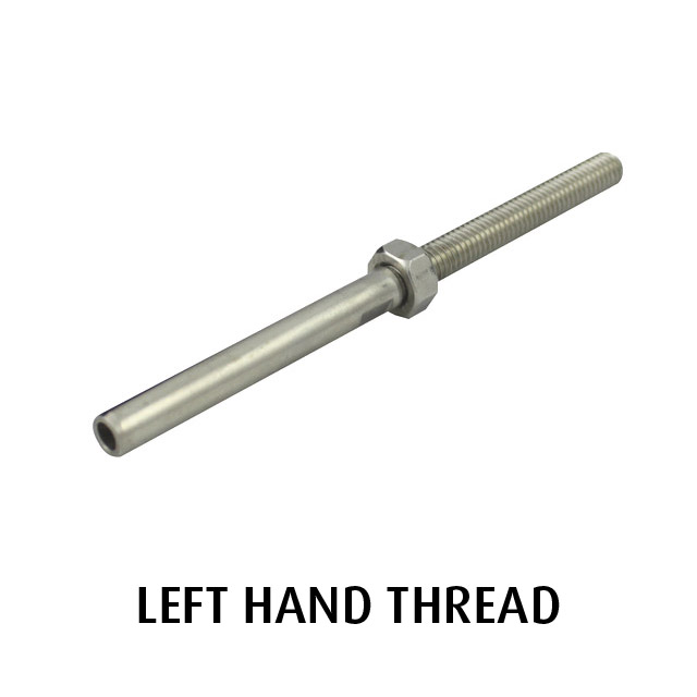Thread M6 Terminal (Left Hand) - 3.2mm Wire (Hydraulic Swager)_1