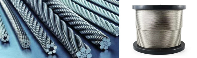 Stainless Wire Cable Now Available In 12 Different Thicknesses