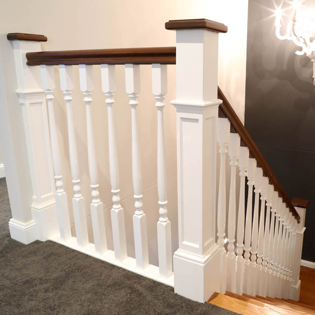 Tasman Turned Timber Balusters 1000x42sq (Pine)_2