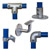 Galvanised Pipe & Fittings