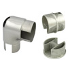50.8 Round Slotted Stainless Steel Tube Fittings