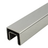 25 x 21 Rectangule Slotted Stainless Steel Handrails