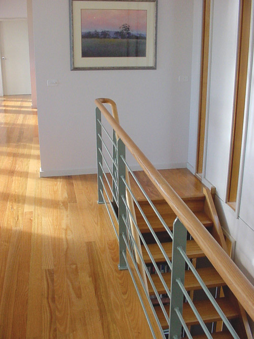 Timber Handrail