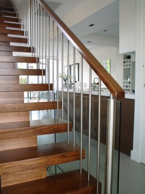 Stainless Steel Balusters In Square And Round