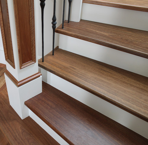 Amazing Timber Stair Treads