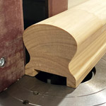 Rebate Charge for Timber Handrail (Price per Metre)