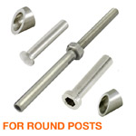 Stainless Wire Balustrading Kit T