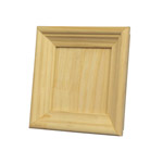 Small Flat Drop-In Panel for 115sq Stair Post