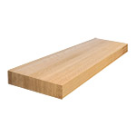 1200x280x66mm Stair Treads (American Oak)
